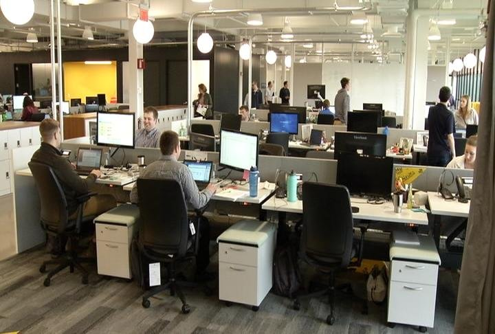 IBM's agile workspace is all about being open, to foster teamwork and collaboration in solving the most challenging problems facing the company.