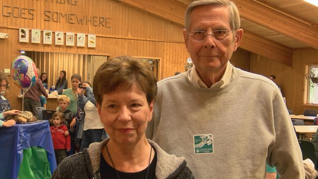 Sandy and Bob Lorenz