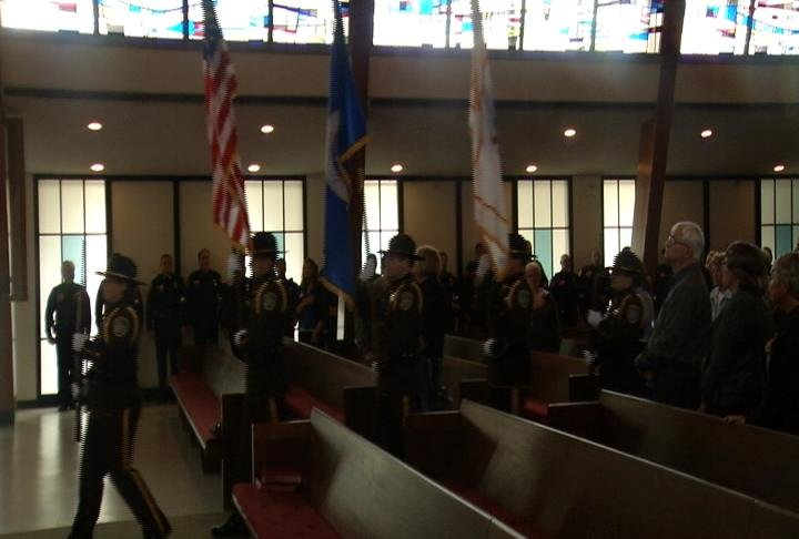 Southeast Minnesota law enforcement honored at Christ United Methodist Church, Rochester