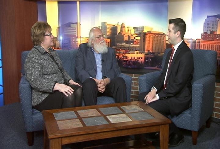 Kathy Diedrich & Jim Salutz discuss the Rochester Area Free Thinkers with Nicholas Quallich.